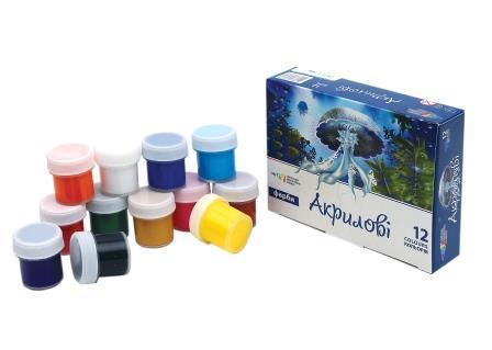 Акрил - Акриловые краски