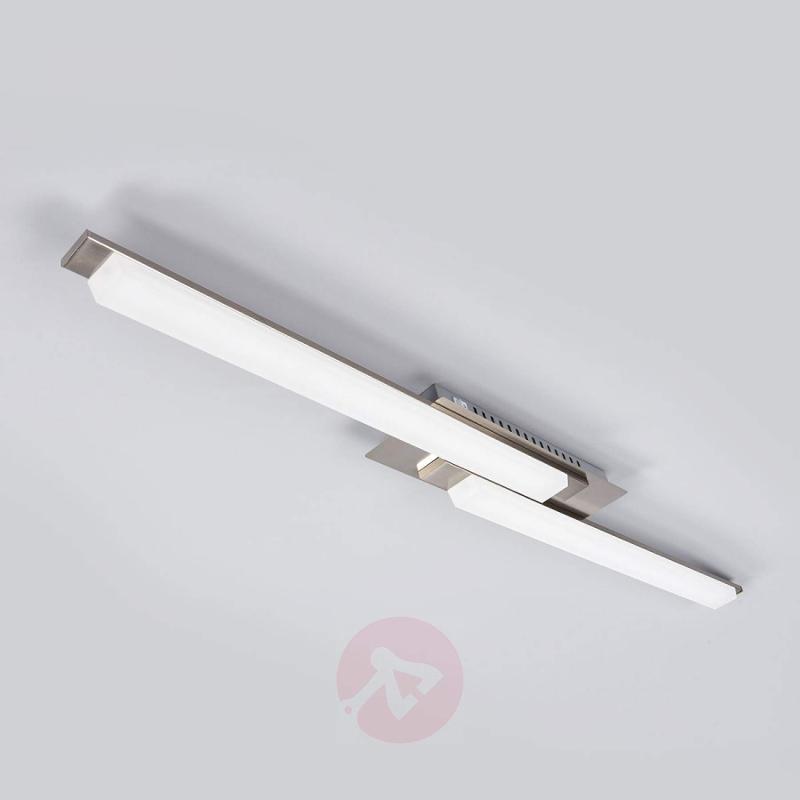2-light LED ceiling light Warja - indoor-lighting