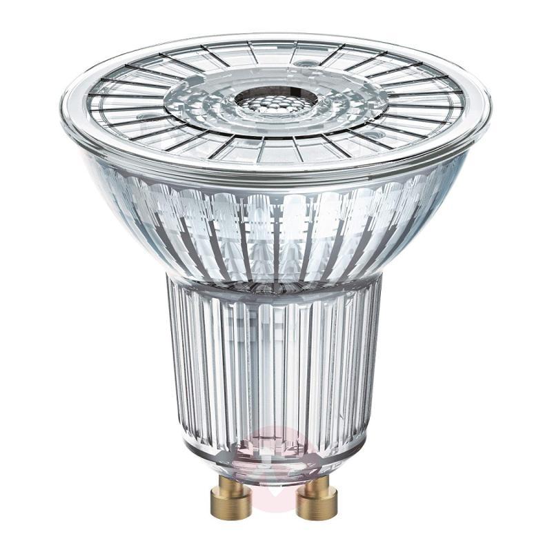 GU10 4.3 W 827 LED reflector bulb, set of two - light-bulbs