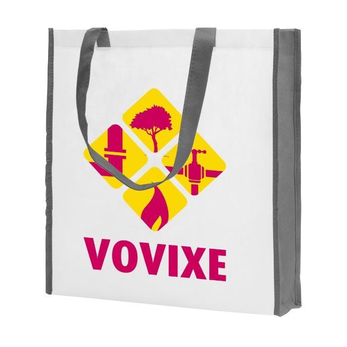 Tote Bag - Sac shopping coton personnalisé - Tote Bag - Sac shopping coton personnalisé