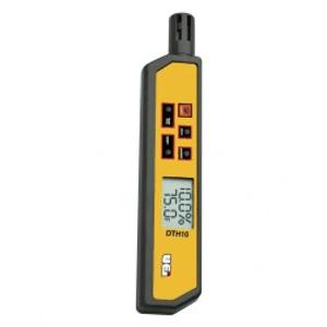 Thermo-Hygromètre - Thermo-Hygromètre compact.