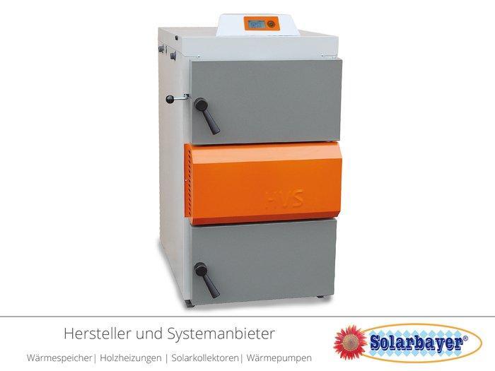 Solarbayer Holzvergaserkessel  - HVS