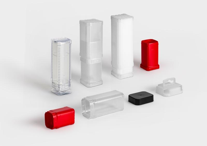 BlockPack - Tube en plastique