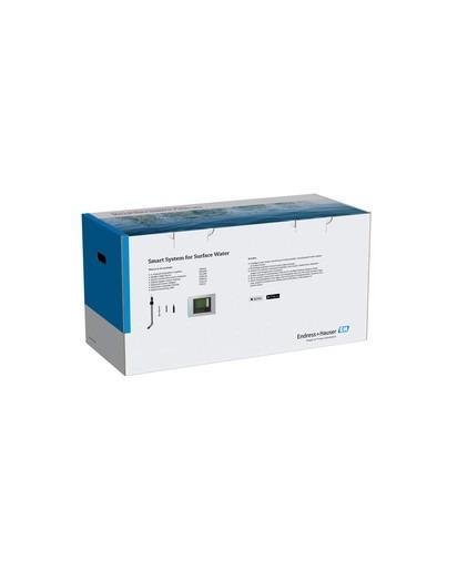 Netilion Smart System pour les eaux de surface - Package de capteurs qui mesurent la qualité des eaux de surface