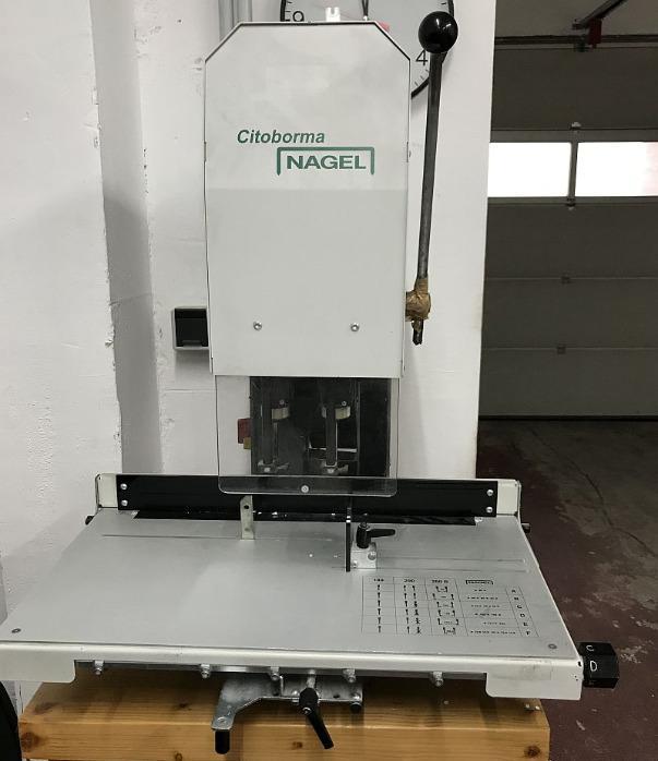 Nagel Citoborma 280 - Used Machine