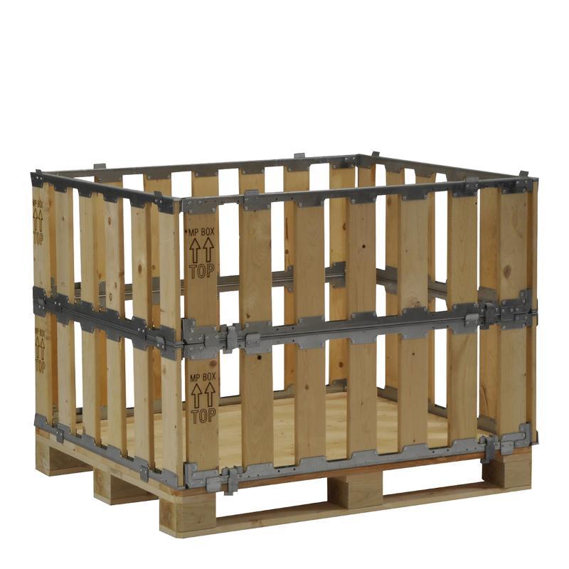 4 Holzaufsatzrahmen (höhe 400mm) - MP Multibox MPB.b40