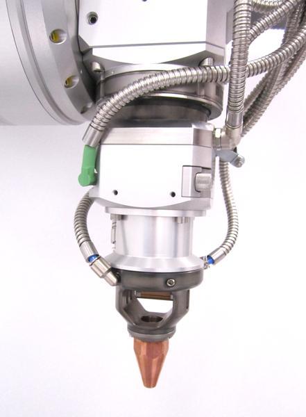 Laser rotary swivel head RSH 3D-2 - 3D Head