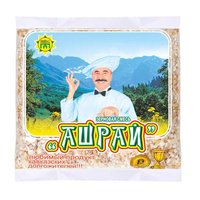 Grain and bean mixture  - Ashray