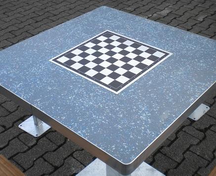 Spieltisch - outdoor Wetterfest