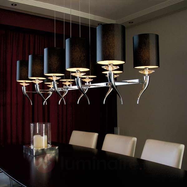 Suspension design à 10 lampes LOVING ARMS - Suspensions design