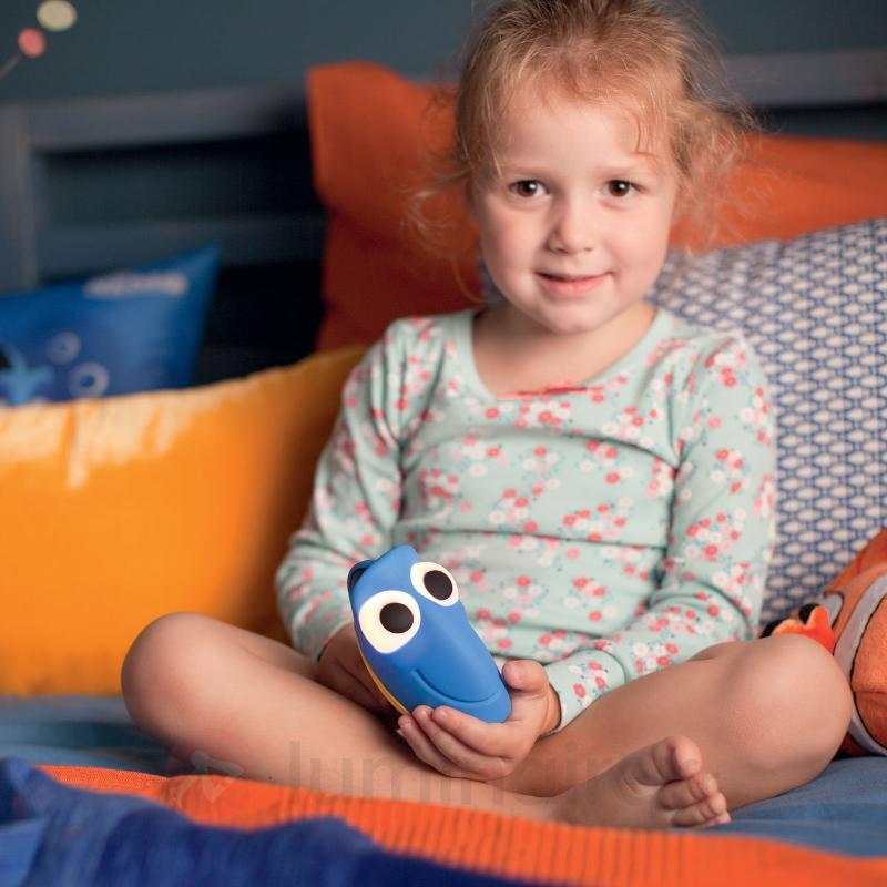 Veilleuse à LED souple « Le monde de Dory » - Chambre d'enfant