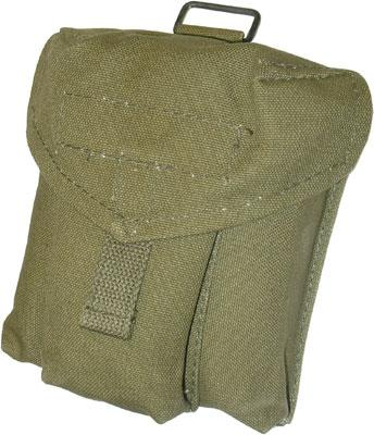 Suits Accessories - FAMAS CANVAS MAGAZINE POUCH FR