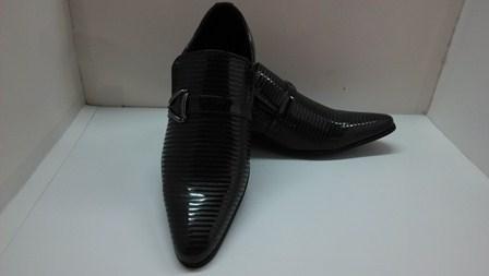 Zapato de cuero para hombre - Multicolor / 40-46