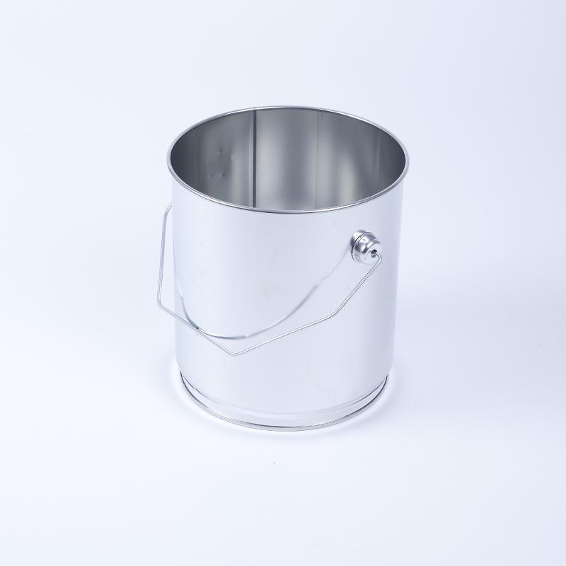 Eindrückdeckeleimer 3 Liter, mit Außenrollung - Artikelnummer 450000159701