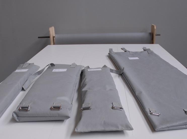 Matelas isolants plat - Le matelas isolant souple plat est le plus simple des matelas isolants