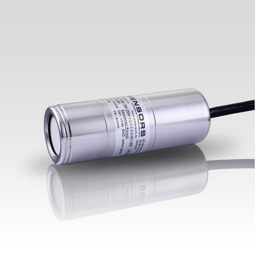 Hydrostatic Level Probe LMK 382 - hydrostatic level sensor / capacitive / for high-viscosity liquids / fuel tank