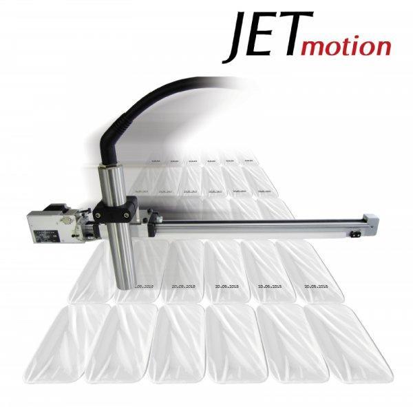 JETmotion - Traversensystem, Portalachse