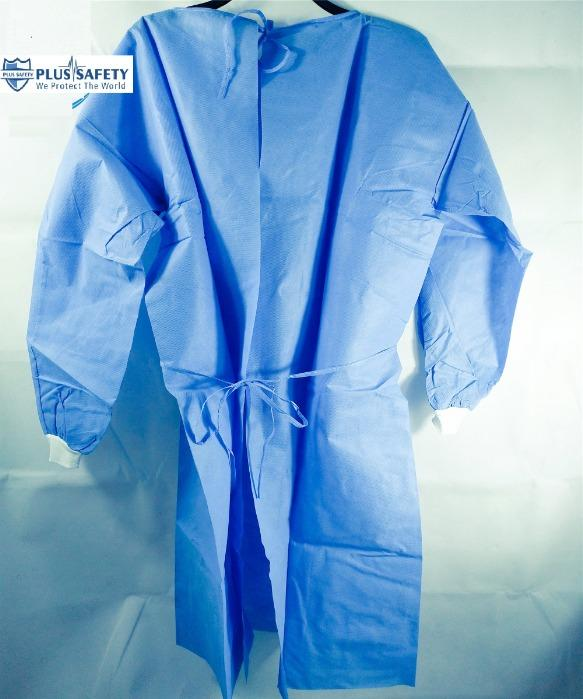 Camici di isolamento impermeabili Camici chirurgici monouso  - Camici di isolamento impermeabili Camici chirurgici monouso SMS medici