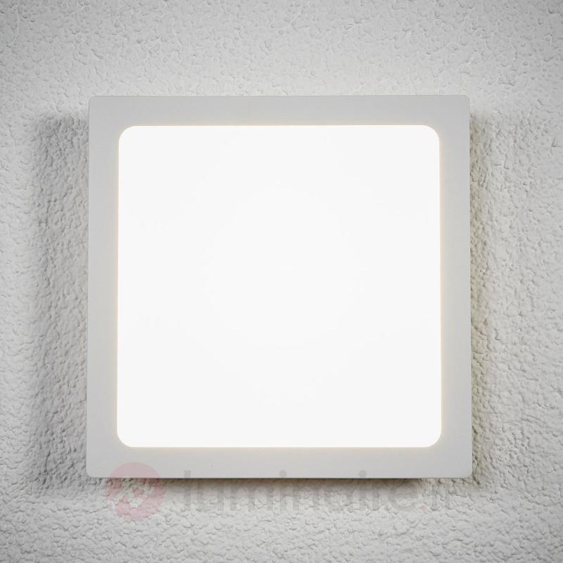 Plafonnier d'extérieur LED blanc Mabella - null