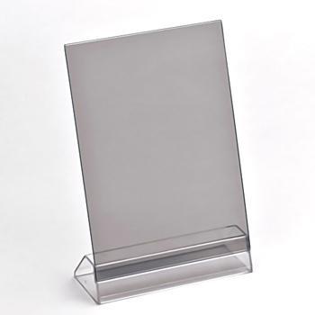 Présentoirs standards pour documents - Gamme Taymar® : Porte-affichette: L210