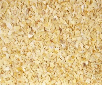 Dehydrated garlic chopped - Dehyrated garlic