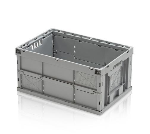 Euro Behälter 40x30, 60x40, 80x60 cm - auch ESD Ausführung und durchbrochen