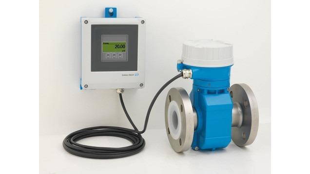 Elektromagnetischer Durchflussmesser - Proline Promag P 500 -