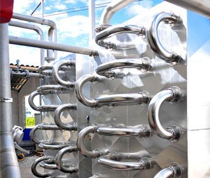 SOLUTIONS SUR MESURE - La solution à votre problématique de traitement thermiques des liquides