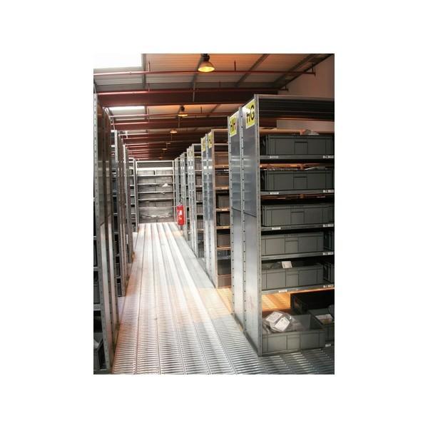 Rayonnage industriel - Rayonnage et étagère métallique industriel