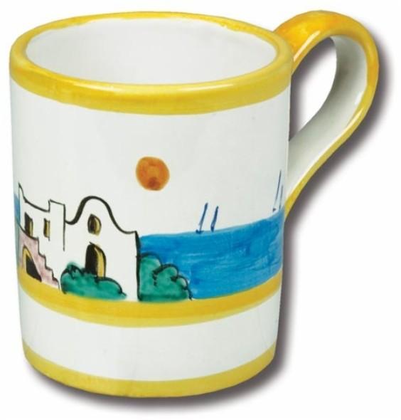 L'Oggettistica - Linee tradizionali - Bicchiere con manico