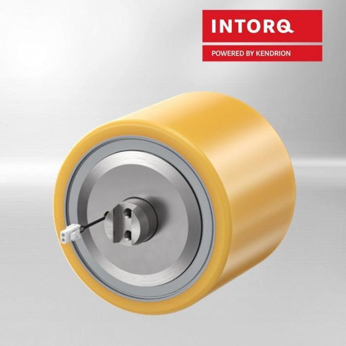 Spring-applied-brakes - INTORQ BFK453 - Multi-disc load wheel brake