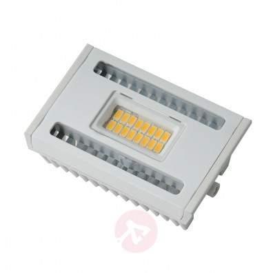B22 7W 827 LED bulb, clear, dimmable - light-bulbs
