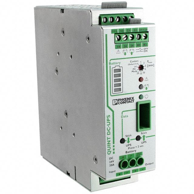 UPS 24VDC 20A DIN RAIL - Phoenix Contact 2320238
