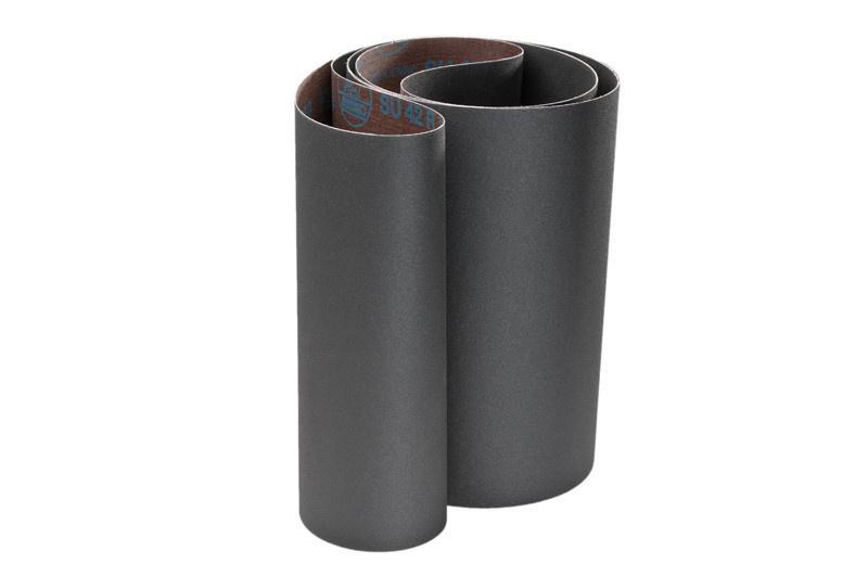 Schleifbänder für Holz, Glas / Stein, Metall SU42R - Körnungen: P120, P150, P180, P220, P240