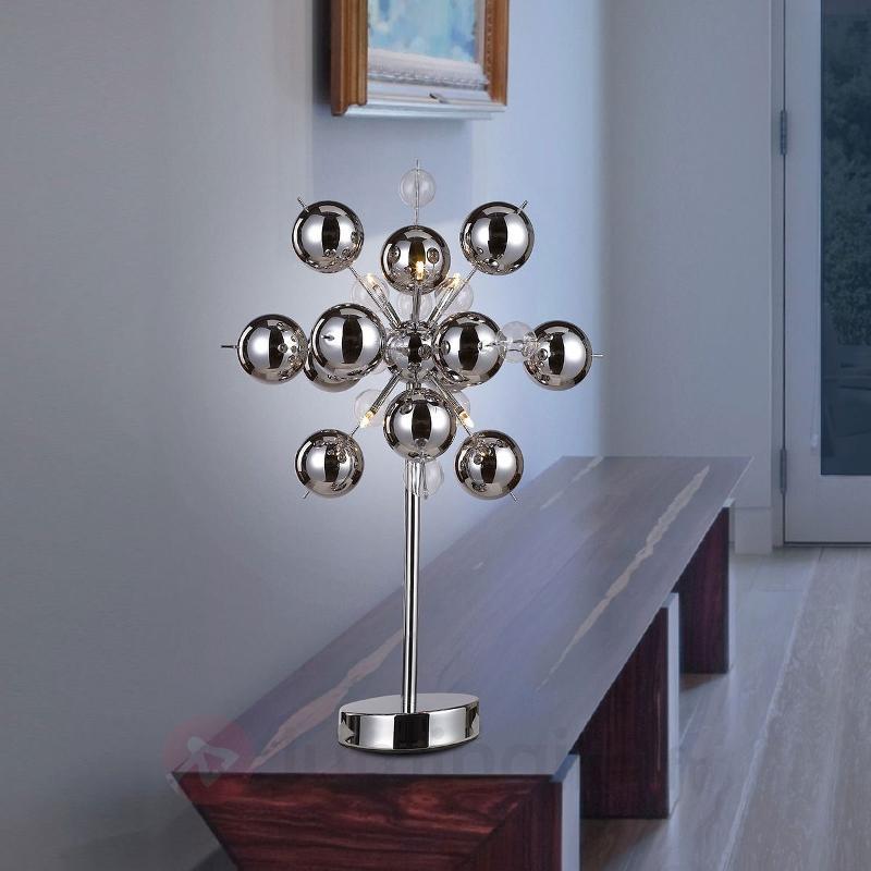 Lampe à poser spéciale WAKUSEI chromée - Toutes les lampes à poser