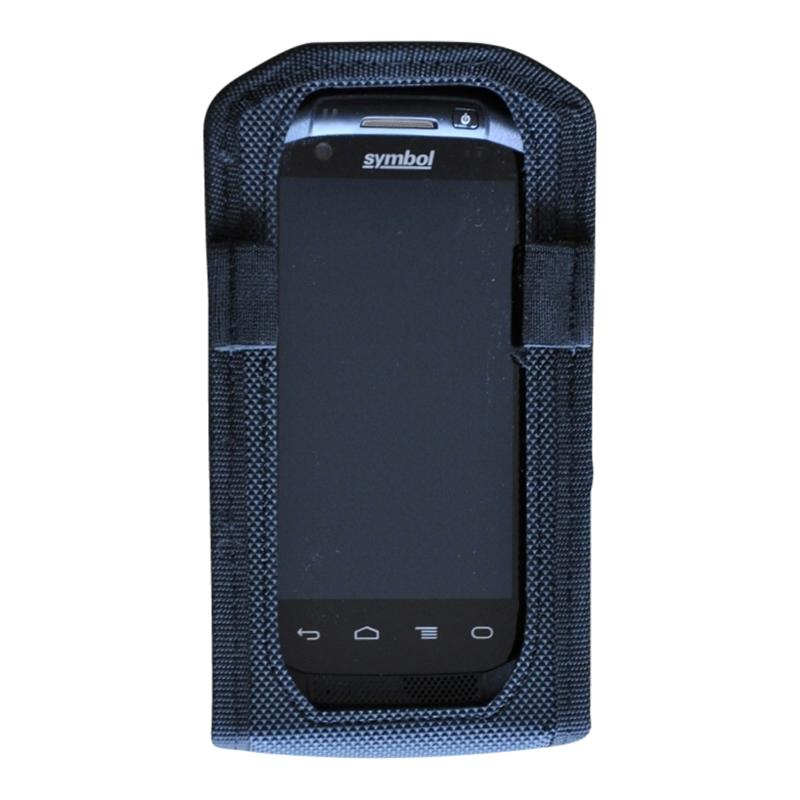 Zebra TC70/TC75, TC72/TC77 Wearable Case, Click-Fix -... - Holster + Taschen