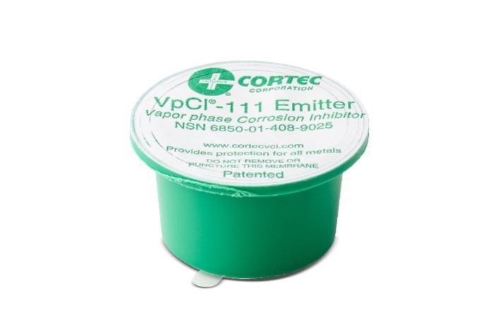 Cortec VPCI 111   - Cápsulas emisoras de VPCI®    Protección contra la corrosión para metales