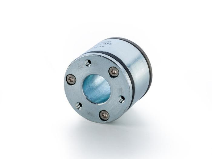 Mini permanent magnet brakes - Mini permanent magnet brakes - small size, high torque