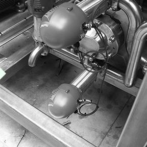 Piping Industrielle - Construction métallique