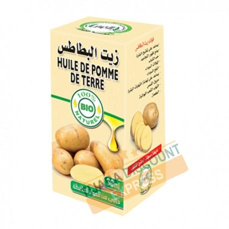 Huile De Pomme De Terre (30 Ml) - Huiles Al Kawthar