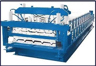CL1000A /PROF19-30 Cladding Line - Máquina de Perfilar Chapa dupla