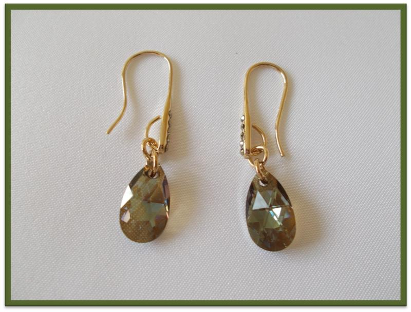 Boucles d'Oreilles - Isadora