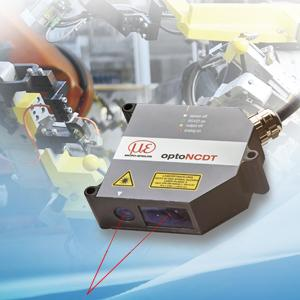 Universal laser sensor for industry & automation - optoNCDT 1750