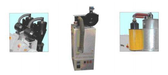 Filtres pour étuves  - A injecter le plastique