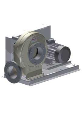 Pressure increase blower RAV - STORE
