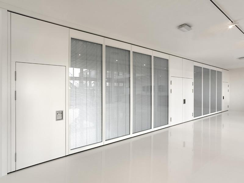 Movable walls - Premium Glass®