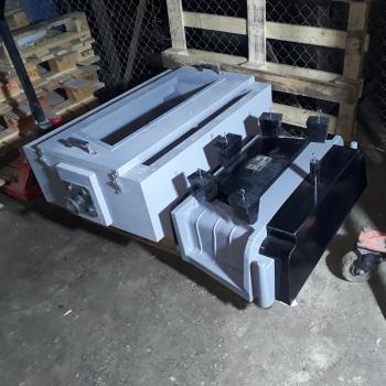 L'attrezzatura del modello per la fonderia -