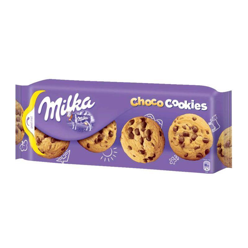 Cookies chocolat 168g - MILKA - Cookies chocolat 168g - MILKA