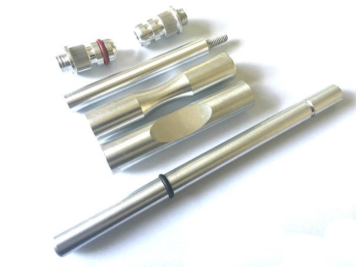 Stahl gedrehte Teile - Qualitätsstahl-Drehteile - CNC-Dreh- und Fräsdienste
