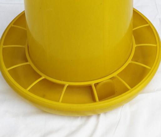 11kg Chicken,duck,goose,dove,Quail feeding Barrel/trough - chicken feeders;Chicken Feeder Barrel;poultry feeder